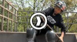 中国年纪最小的滑板教学片
