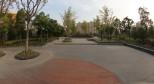 上海市苏州河长宁区景观公园