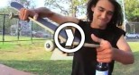 HOW TO OPEN BOTTLES WITH YOUR SKATEBOARD