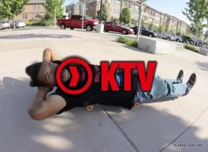 KTV–Nollie Tweak Tricktip
