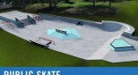 The Diamond Supply Co. Public Skate Plaza officially opens