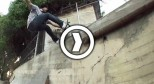 Mike Anderson in the Converse CONS Star Player x Krooked Skateboards collaboratio