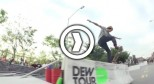 2014 Dew Tour Streetstyle Winning Run by Colden, Evan and Decenzo