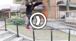 FOOTPRINT INSOLE TECHNOLOGY : 12 yo Keyaki Ike skateboarding