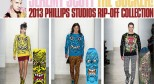 Jeremy Scott涉嫌抄袭Jim Phillips旧作