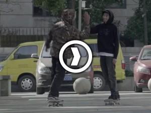[中文字幕] Johnny Tang – 别把滑板带到中国