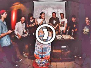HERO x FPINSOLES footprint 合作新品系列醒狮滑板视频