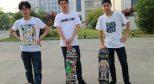 #大学滑板力量#—金陵科技学院SKY SK滑板社访谈志