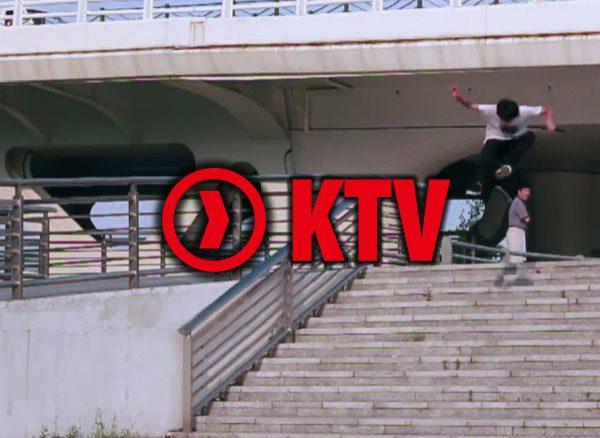 KTV – VansChina 滑手徐兆个人视频首发