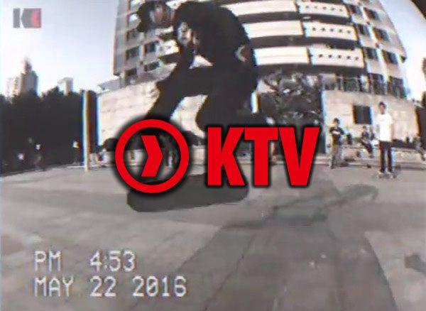 KTV – olloclip 滑板周末