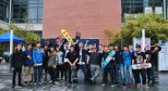 #大学滑板力量# 临港极限联盟采访