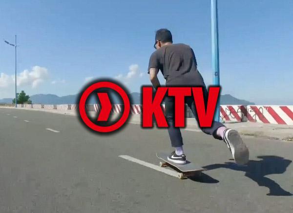 KickerPick - LOVEDALI滑板越南滑手小清安的一个周六