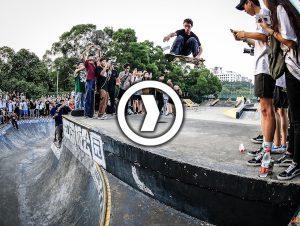 Vans Pro Skate Tour 2016 深圳