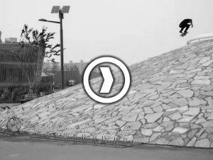 在韩国滑板是一种怎么样的体验!