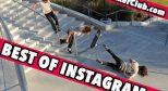 Instagram 十大滑板'最佳'片段