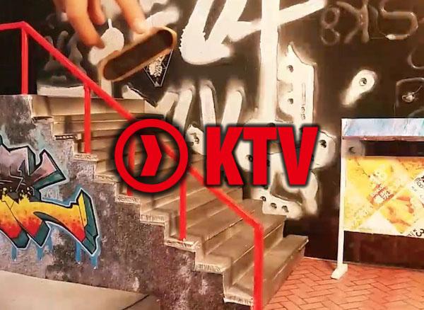 KickerPick — Heelflip 咆哮的汤姆