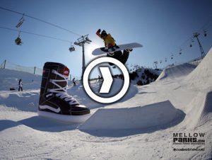Vans Hi-Standard 单板滑雪赛事视频回顾