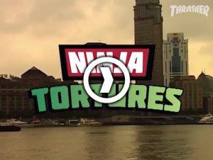 """Hélas 上海新片 Ninja Tortures"""""""