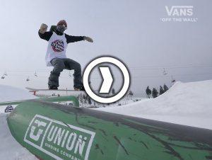 Vans Hi-Standard 单板滑雪中国赛区赛事回顾