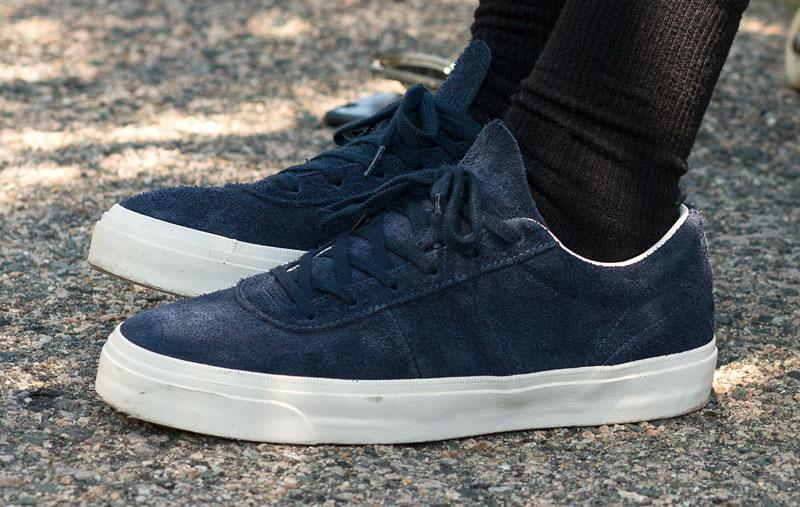 e07b1ba3763e CONS 旗下风格滑手Sage Elsesser 将要把CONS 的ONE STAR CC 进行改良重新发布!这次更新过程源于Sage  的日本之行,在那里Sage 找到了一双复古鞋款,并收到启发,融合进 ...