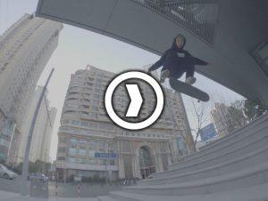 王玓个人片段《Lit》背后镜头