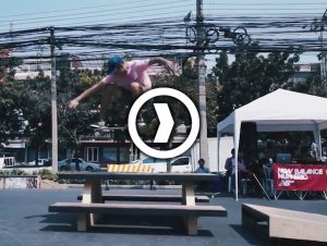 NB 带你体会亚洲邻国滑板风情 Skateboarding in Asia