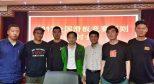 中国滑板联合会(CSF)参加2017全国滑板竞赛规则(规程)研讨会