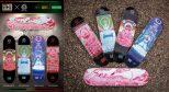 LOVEDALI滑板Artist plus(艺术+)系列二FANSACK庞凡合作款发布!