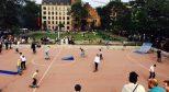 哥本哈根滑板大赛第二天——疯狂的牛墙