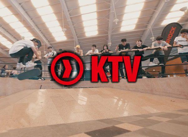 KTV – 中国最强AM比赛 G-Shock 硬碰硬北京比赛回顾