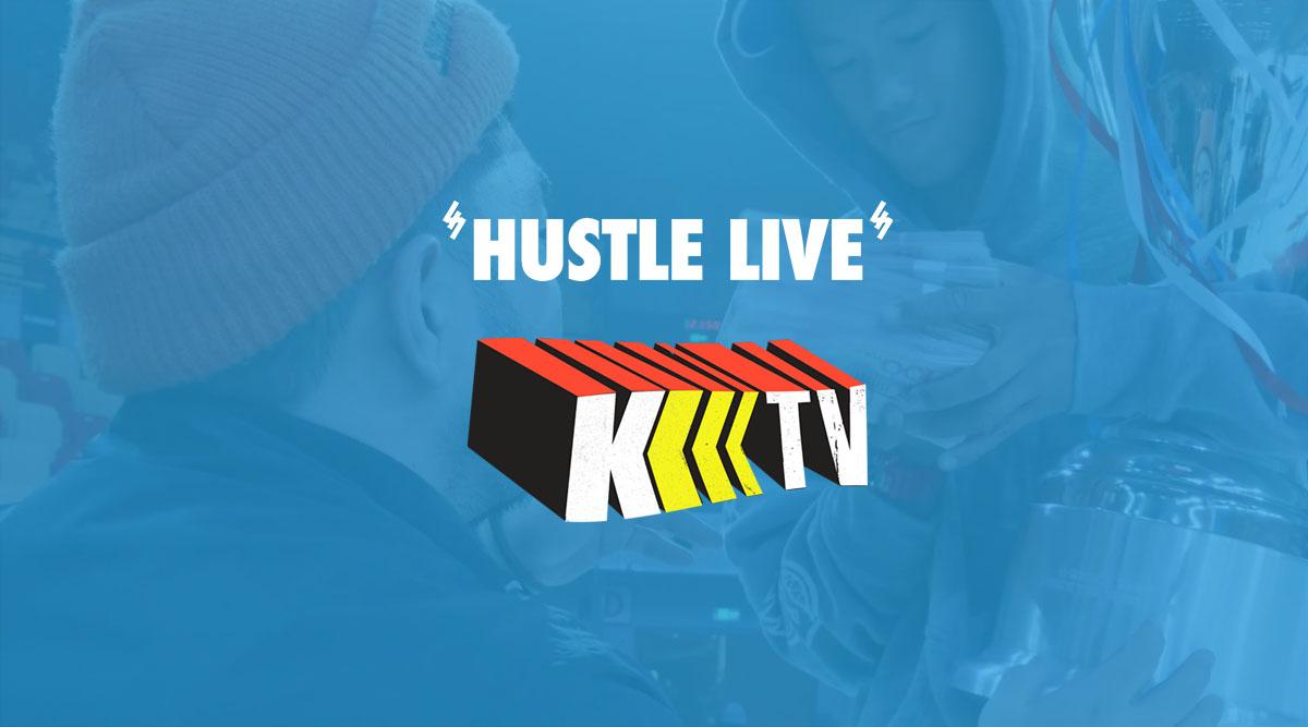 KTV – HustleLive03 – GShock 35 周年
