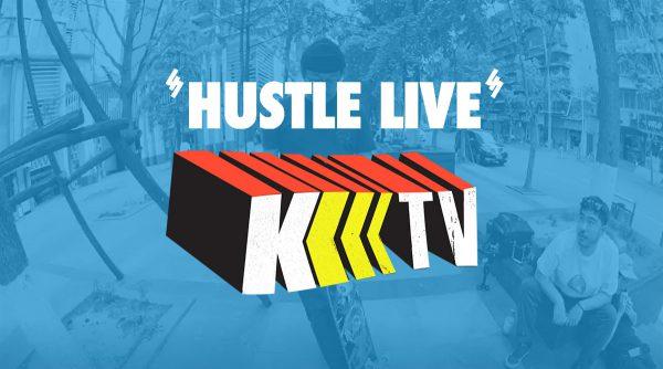Hustle Live -黑白成都,眼里全是戏