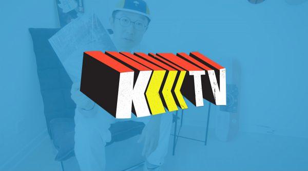 KTV  KickerPeek- 滑板杂志的正确打开方式