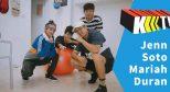 #独家专访# KTV – SLS、X Games 女子滑板世界冠军 Jenn 和 Mariah