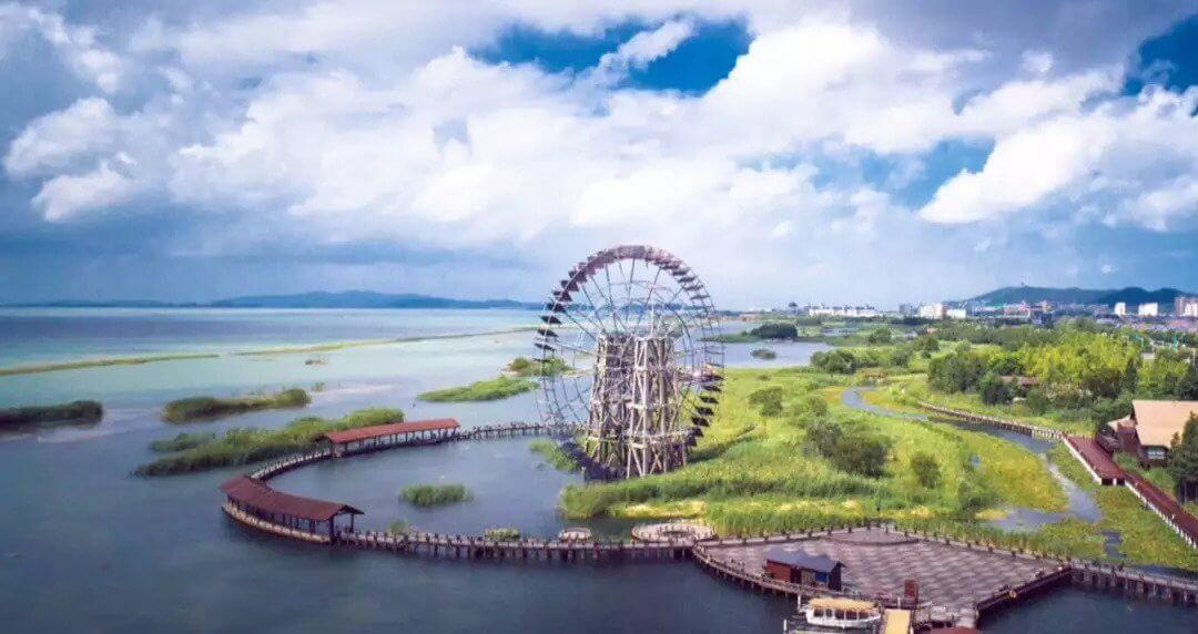 太湖风景图