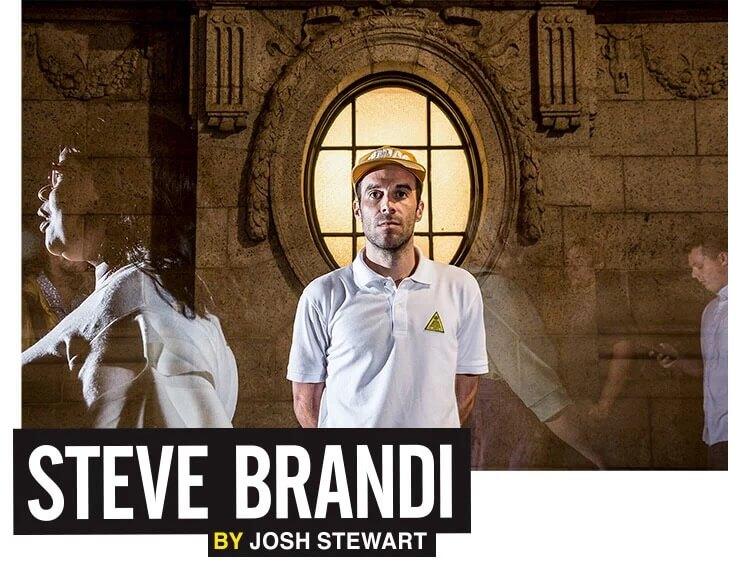 Steve Brandi Intro