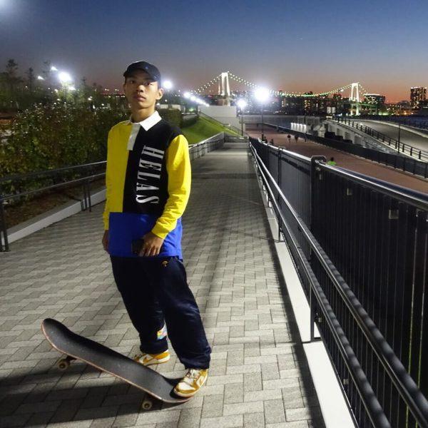 日本滑手 Takashi
