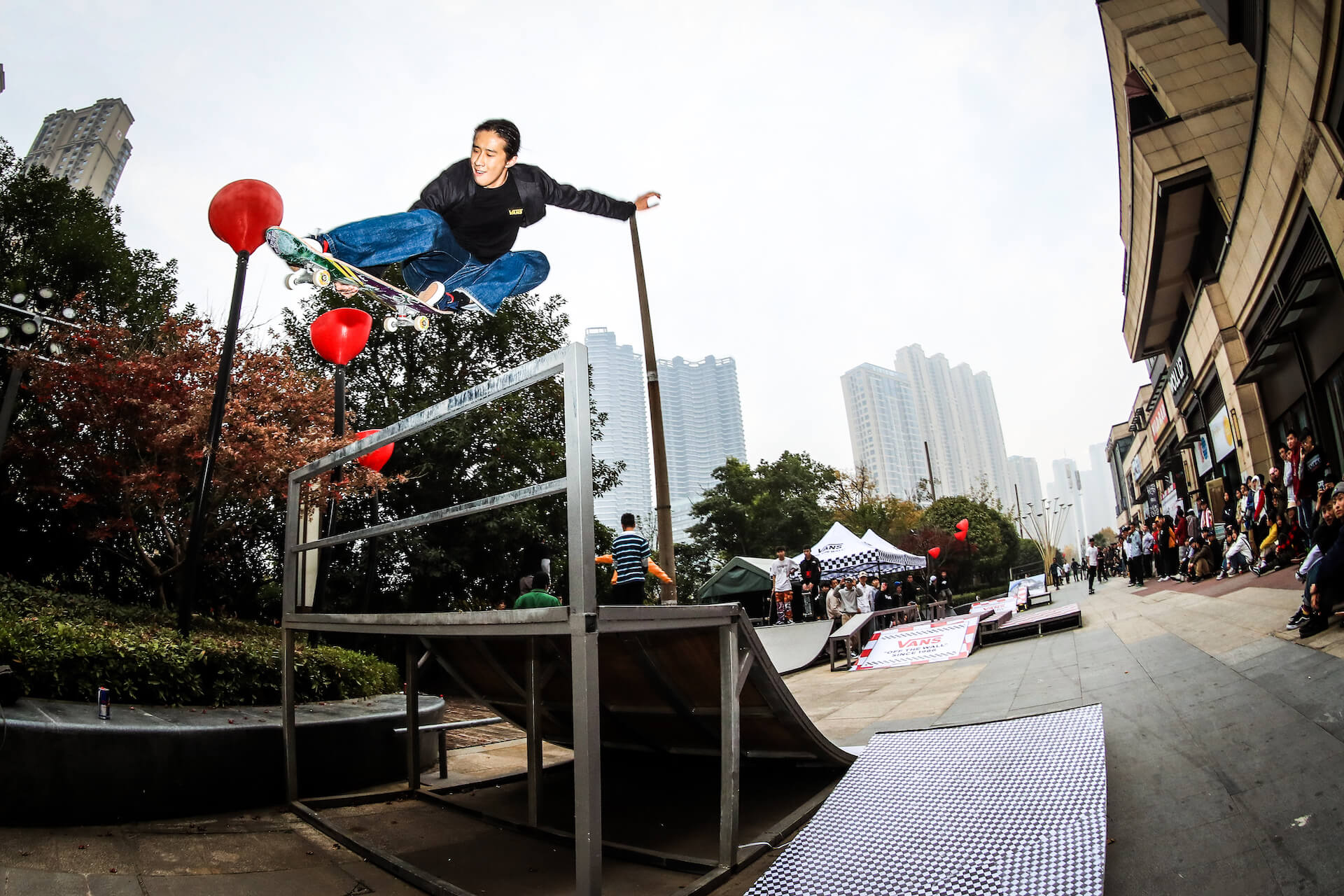 Vans Skate Fry-Days 长沙站