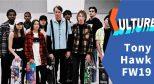 #中文字幕# Tony Hawk 在巴黎时装周发布个人时尚服饰品牌
