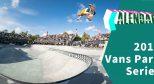 2019 Vans Park Series 职业公园滑板赛五月中国开赛!